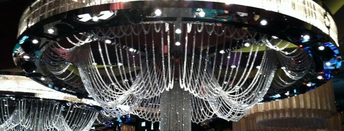 The Chandelier is one of Las Vegas.