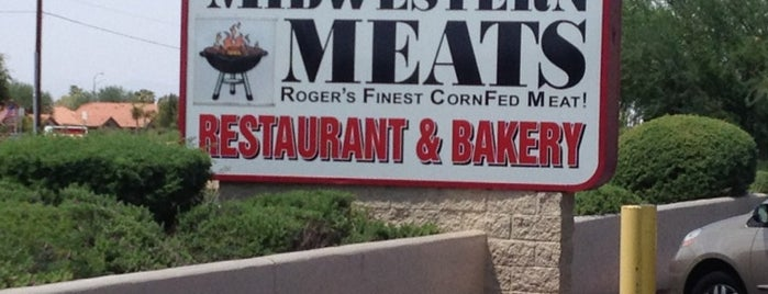 Midwestern Meats is one of Lugares favoritos de Adam.