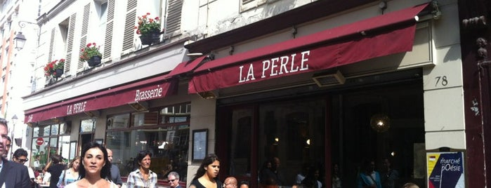La Perle is one of Paris.