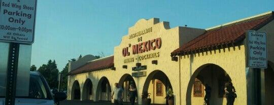Ol' Mexico Restaurante & Cantina is one of Locais curtidos por Craig.