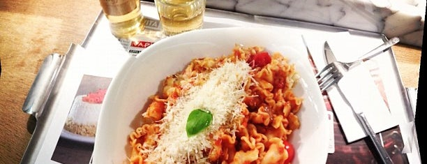 Vapiano is one of dinner.