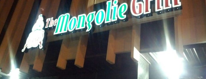 Mongolie Grill is one of healthy bits..