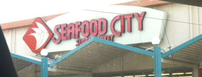 Seafood City Supermarket is one of LA Pinoy Cuisine.