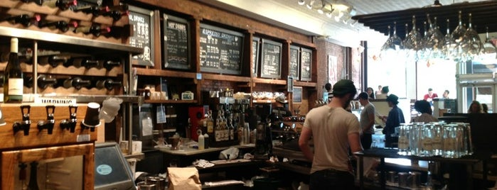Think Coffee is one of Favorites Coffee Shops in NY.