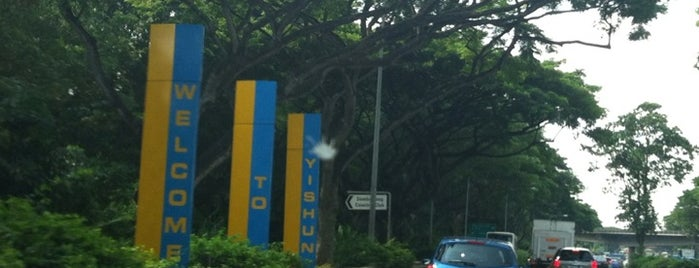 """Yishun is one of TPD """"The Perfect Day"""" Singapore (1x0)."""