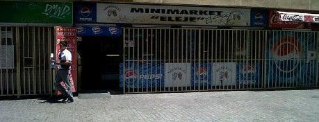 Minimarket El Eje is one of Santiago Centro 2.