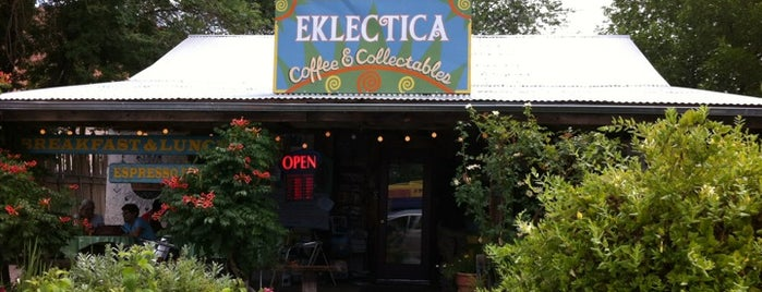 Eklecticafe is one of Eventual Utah Trip.
