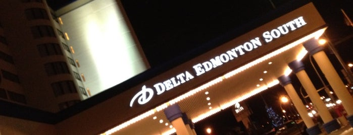 Delta Edmonton South Hotel & Conference Centre is one of New Years Eve 2014 Parties.