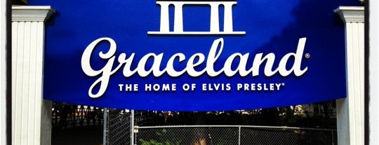 Graceland is one of America Road Trip!.