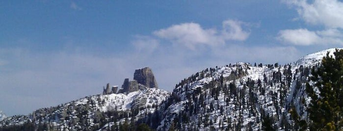 5 Torri is one of Dolomiti Super Ski - Italy.