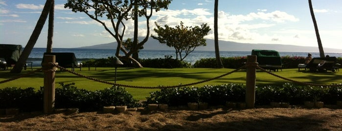 Longboards Ka'anapali is one of Maui.