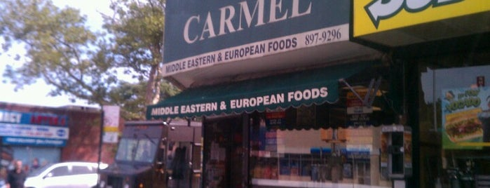 Carmel Grocery Store is one of Queens, I love you.