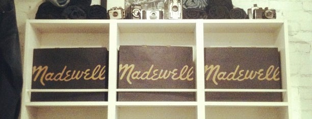 Madewell is one of Boston.