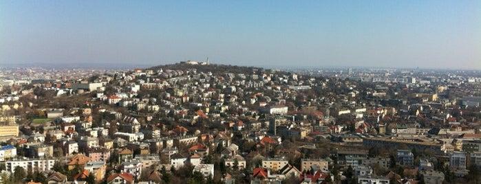 Sas hegyi kilátó is one of Budai hegység/Pilis.