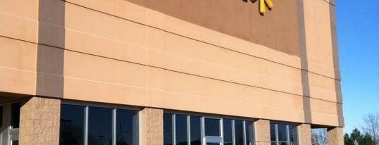 Walmart is one of สถานที่ที่ Sloan ถูกใจ.