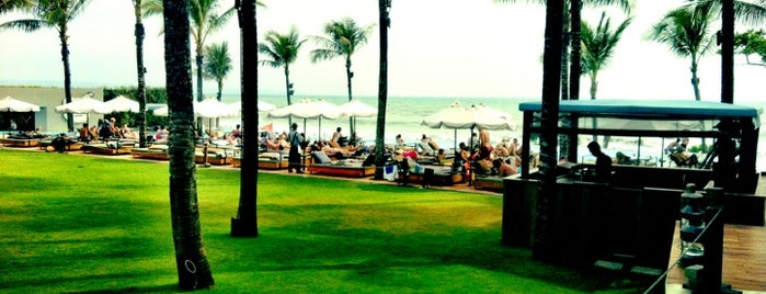 Potato Head Beach Club is one of SOUTH EAST ASIA Dining with a View.