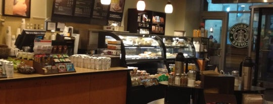 Starbucks is one of Traveling Chicago.