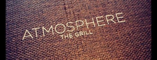 At.mosphere is one of Dubai restaurants.
