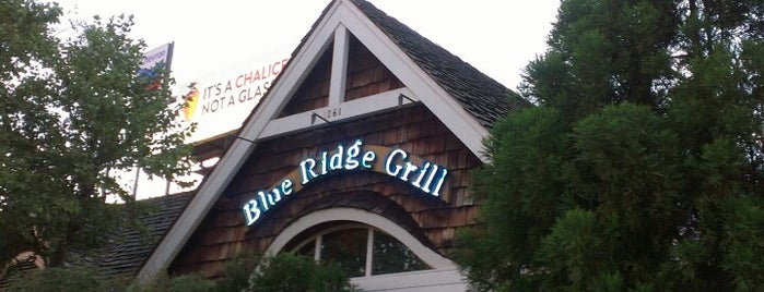 Blue Ridge Grill is one of opentable 100 in atlanta.