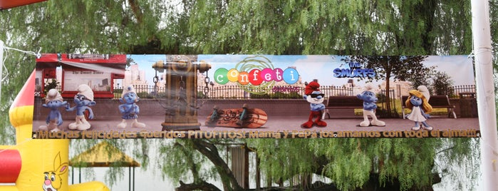 Confeti Eventos is one of สถานที่ที่บันทึกไว้ของ Garabed.