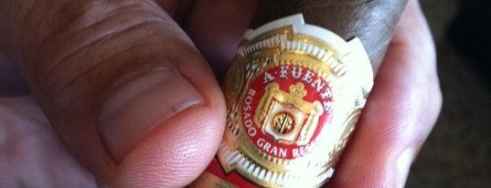 Little Havana Cigar Factory is one of list.