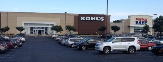 Kohl's is one of Lieux qui ont plu à Marie.
