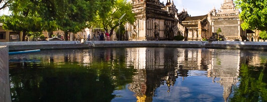 Ananda Pagoda is one of My Little Corner of the World.