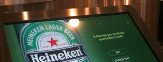 Heineken Experience is one of Amsterdam City Guide.