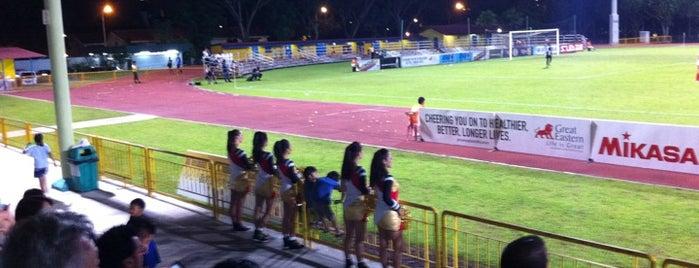 Queenstown Stadium is one of Singapore достопримечательности.