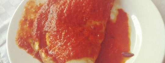Salerno Pizzeria is one of Lulu 님이 좋아한 장소.
