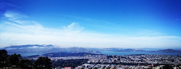 Twin Peaks Summit is one of Golden tips for the Golden State.