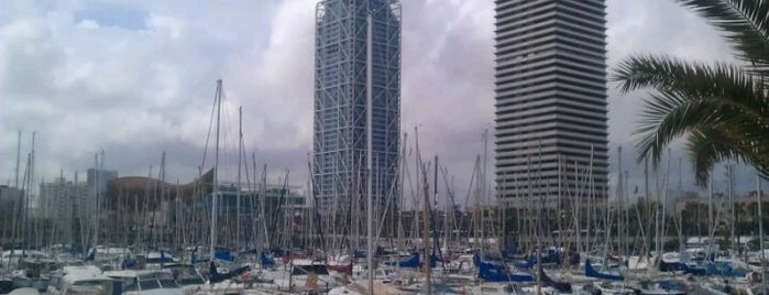 Port Olímpic is one of 101 llocs a veure a Barcelona abans de morir.