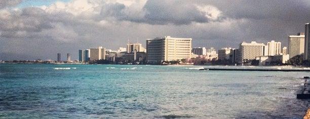 Sans Souci Beach is one of Orte, die Kharolina Costume gefallen.