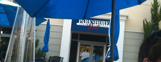 Parkshore Grill is one of Guide to St Petersburg's best spots.