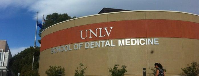 UNLV School of Dentistry is one of las vegas.