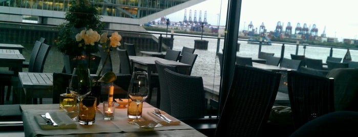 Au Quai is one of Best of Hamburg.