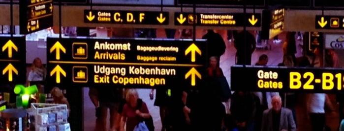 コペンハーゲン空港 (CPH) is one of I Love Copenhagen! #4sqcities.