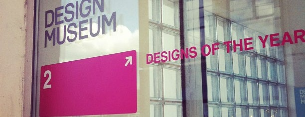Design Museum is one of Hi, London!.