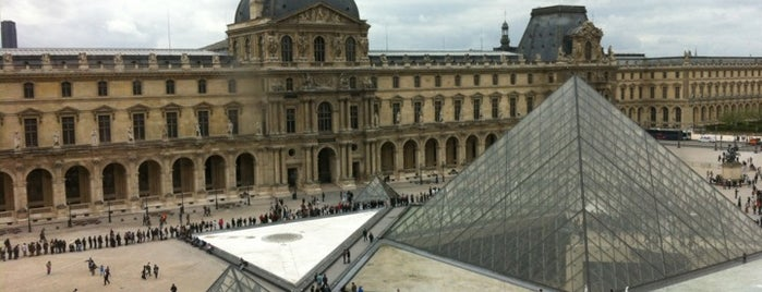 Louvre is one of My favorite places in Paris, France.