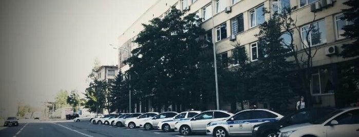 Управление ГИБДД ГУ МВД России по Санкт-Петербургу и Ленинградской области is one of สถานที่ที่บันทึกไว้ของ Tatiana.