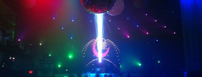 Passion Nightclub is one of Ft. lauderdale favorites.