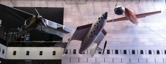 National Air and Space Museum is one of Aerospace Museums.
