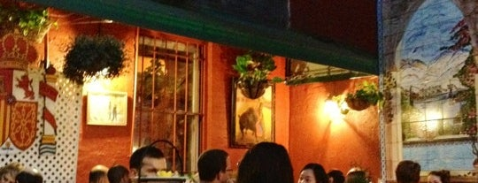 Cafe Espanol is one of Lugares guardados de Anna.