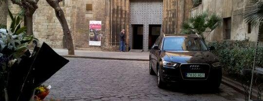Carrer de Santa Anna is one of lugares donde me siento bien LA BARCELONA OCULTA.