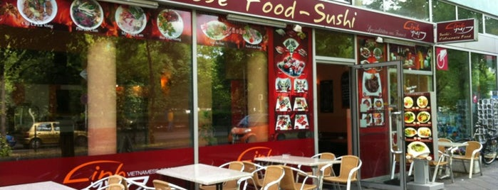 Linh Linh Vietnamese Food & Sushi is one of Places in Berlin.
