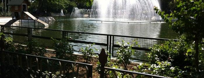 Yıldız Parkı is one of Istanbul Tourist Attractions by GB.