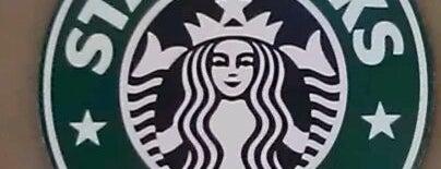 Starbucks is one of Tempat yang Disukai Karla.
