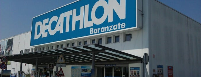 Decathlon is one of Maura 님이 좋아한 장소.