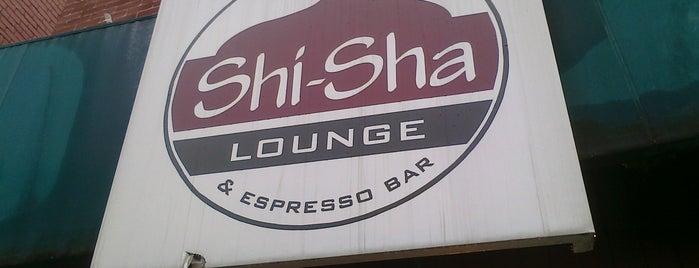 Shisha Lounge is one of Been To.