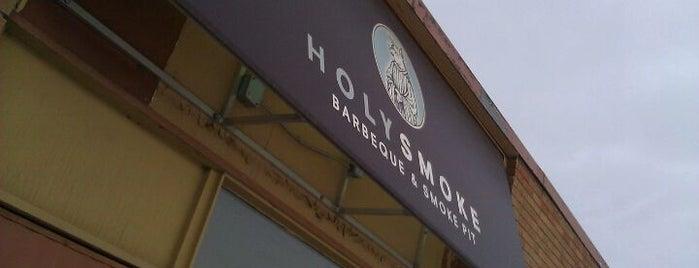 Holy Smoke is one of Calgary.